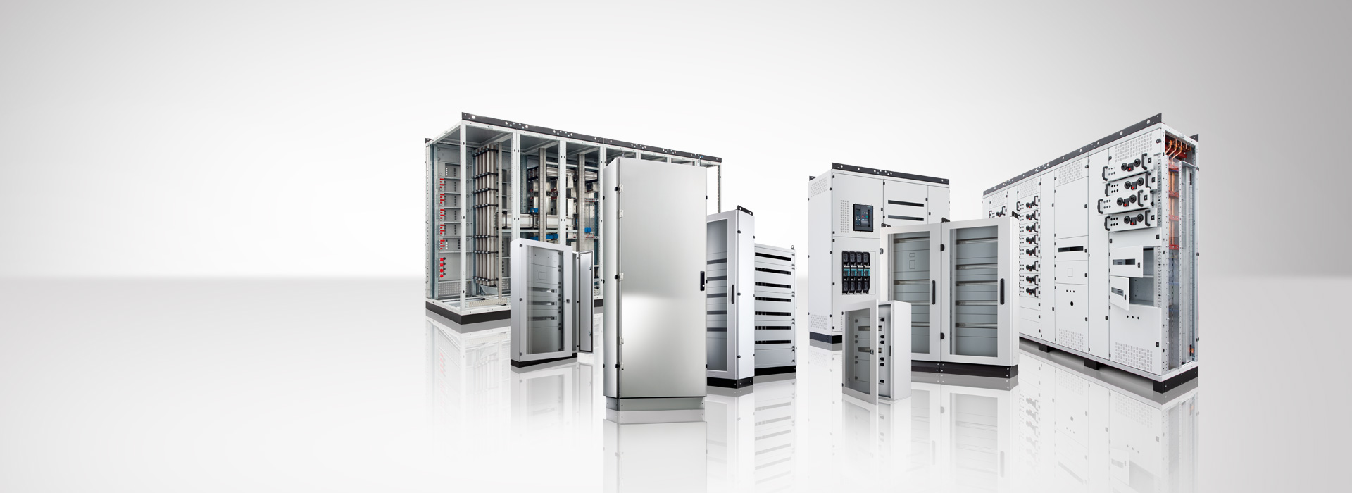 Enclosures for electrical cabinets